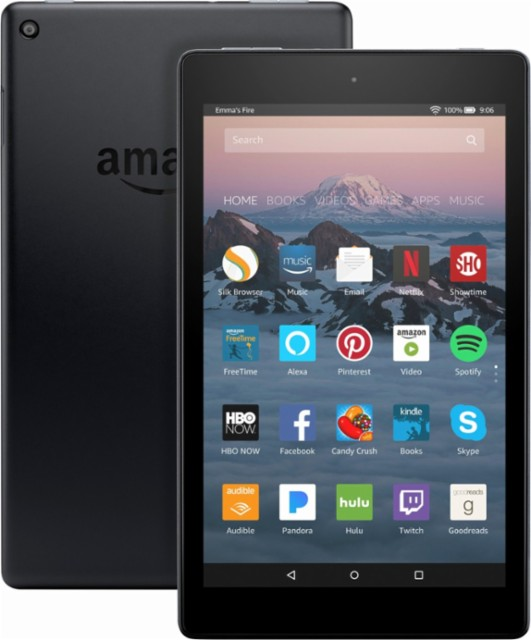 "Amazon - Fire HD 8"" Tablet 16GB"