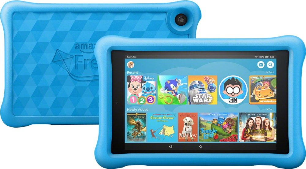 "Amazon-Fire HD Kids Edition-8""-Tablet"