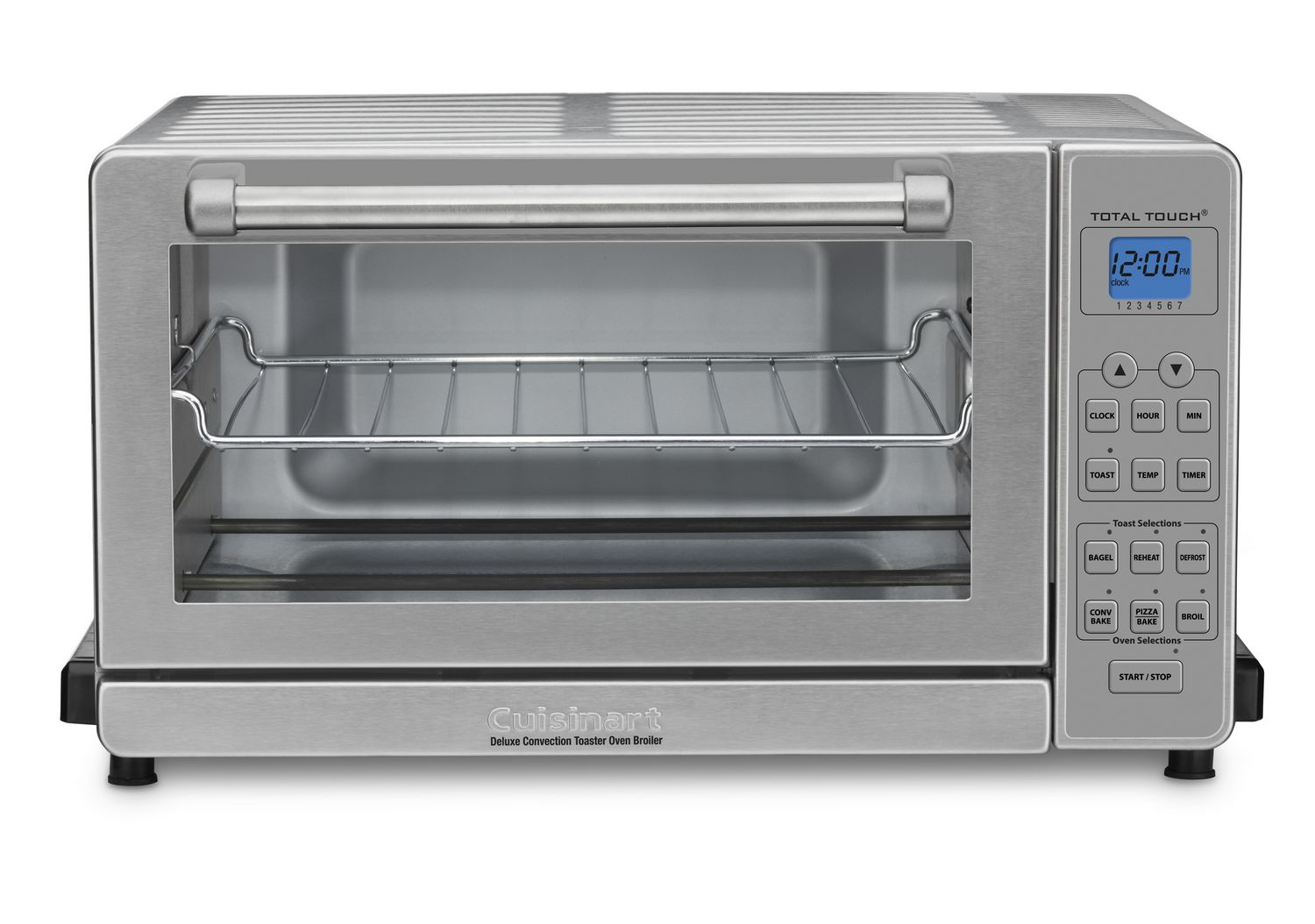 Cuisinart 0.6 cu.ft. Deluxe Convection Toaster Oven Broiler