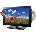 "19"" LED HDTV with DVD Player"