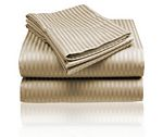 Taupe Premium Embossed Sheet Set