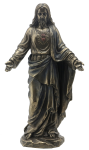Timeless Jesus with Open Arms Figurine