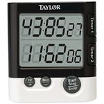 Taylor Dual Event Digital Timer/Clock