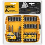 DeWalt 37pc Screwdriver Bit Set