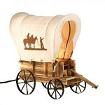 Wagon Table Lamp