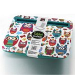 Bright Owls Tablet Cushion