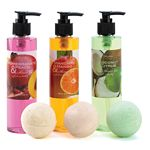 Fruit Mixed Shower Gel Set