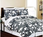 8-pc Midnight Bloom Bed in a Bag Set