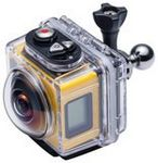 Kodak - PixPro HD Action Camera Aqua Sport Pack