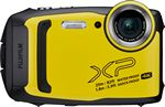 Fujifilm - FinePix XP140 16.4-Megapixel Waterproof Digital Camera