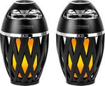 Limitless Innovations - TikiTunes Portable Bluetooth Wireless Speakers (2-Pack)