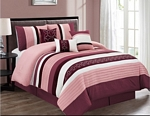 Zamora Rose Comforter Set