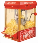 Nostalgia Electrics - 10-Cup Kettle Popcorn Popper