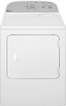 Whirlpool 7.0 Cu Ft 14 Cycle Gas Dryer White