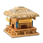 Beach Food Shack Birdhouse