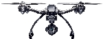 YUNEEC Typhoon 4K Quadcopter Black