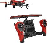 Parrot Bebop Drone with Skycontroller Red