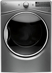 Whirlpool Duet 7.4 Cu Ft 10 Cycle Steam Electric Dryer White