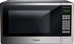Panasonic - 1.3 Cu. Ft. Mid-Size Countertop Microwave