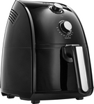 Bella - 2.6 qt. Analog Air Fryer