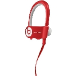 Beats by Dr Dre Powerbeats 3 Wireless Earbud Headphones Red