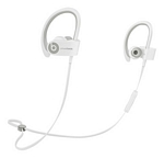 Beats by Dr Dre Powerbeats 3 Wireless Earbud Headphones White