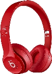 Beats by Dr Dre Beats Studio 2 Over-the-Ear Headphones Red