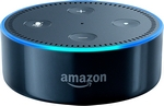 Amazon - Echo Dot (2nd Generation) - Black