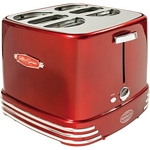 Nostalgia - Retro Series 4-Slot Hot Dog Toaster