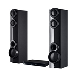LG - 1000W 6-Ch. 3D Smart Blu-ray Home Theater System