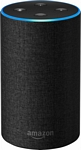 Amazon - Echo (2nd generation) - Charcoal Fabric