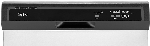 "Whirlpool 24"" Built-in Dishwasher Black"