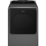 Whirlpool Cabrio 8.8 Cu Ft 23 Cycle Steam Electric Dryer Chrome Shadow