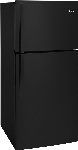 Whirlpool 19.3 Cu Ft Top Freezer Refrigerator
