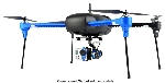 3DR IRIS Multicopter BlackBlue