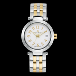 ELENA – Women%27s Giorgio Milano Stainless steel two tone IP gold case