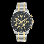 Remo - Men%27s Giorgio Milano Stainless steel case with two tone stainless steel