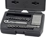 "Craftsman 27 Piece 1/4"" Drive Socket Wrench Set"