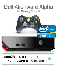 Dell Alienware Alpha PC Gaming console
