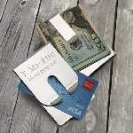 Men%27s Personalized Polished Metal Money Clip