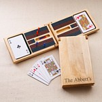 Wooden Box Game Set