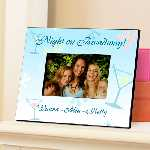 Personalized Girls Night Out Together Frame