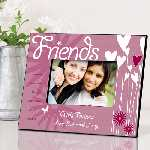 Personalized Loving Friends Frame