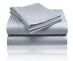 Grey Premium Embossed Sheet Set