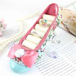 Bright Garden Flat Shoe Ring Holder