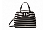 Kate Spade Olive Drive Lottie - Black/Soft Natural/Crisp Linen