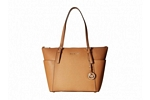 Michael Kors Jet Set Item East/West Top Zip Tote-Acorn