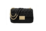 Michael Kors Sloan Large Chain Shoulder - Black
