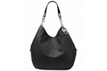 Michael Kors Fulton Large Shoulder Tote- Signature Black