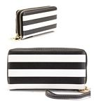 Duo Striped Wallet